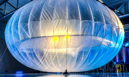 Google uses Balloons to Bring Internet Access to the World's Most Remote Locations